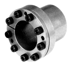 Shallow, Single Taper Flanged